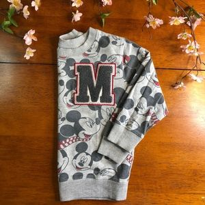 Disney Mickey Mouse Sweater   5T